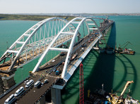 Семь нидерландских компаний подозреваются в обходе санкций из-за моста в Крым