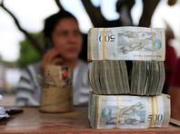 В Венесуэле снова повысили минимальную зарплату, но из-за гиперинфляции больше она не стала