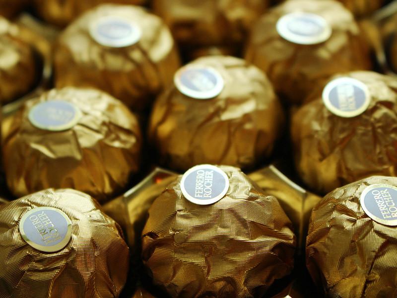 """Кондитерская компания Ferrero открыла 60 новых вакансий - требуются """"лакомки"""" на шоколадную фабрику, опыт работы не нужен"""