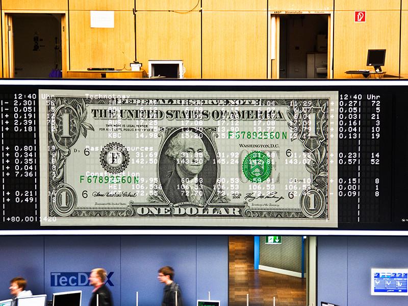 Россия продолжила сокращать свои вложения в ценные бумаги США и в настоящее время выбыла из списка 33 стран, владеющих самым большим количеством облигаций американского государственного долга