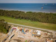 """Оператор """"Северного потока-2"""" предложил альтернативный маршрут трубы в Дании"""