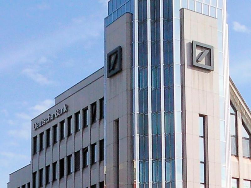 Лондонское подразделение Deutsche Bank грозит разорвать отношения с РФ