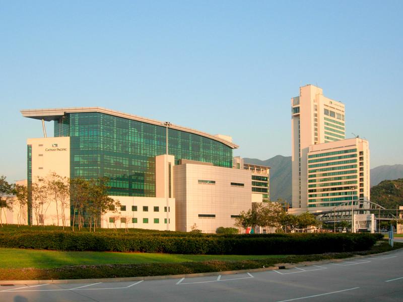 Штаб-квартира авиакомпании Cathay Pacific