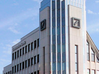 В шести офисах и штаб-квартире Deutsche Bank во Франкфурте по запросу прокуратуры и уголовной полиции идут обыски по делу об отмывании денег