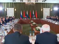 Заседание Совмина Союзного государства России и Белоруссии, 13 декабря 2018 года
