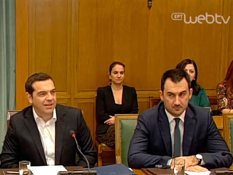 Премьер-министр Греции объявил о первом за 10 лет повышении минимальной зарплаты в стране
