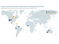 American Newmont and Canadian Goldcorp join forces to form the world's largest gold medalist