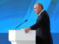 Путин в послании осудил чрезмерное давление на бизнес, но Пескову пришлось пояснять