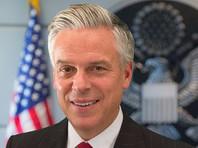 Посол США в России Джон Хантсман заявил изданию, что он также не примет участия в ПМЭФ, если Калви продолжат держать под стражей