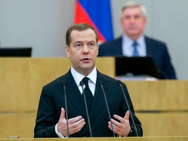 Заключение предпринимателей под стражу во время следствия должно быть крайней мерой. Об этом заявил в Государственной думе премьер-министр России Дмитрий Медведев