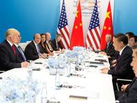 Ожидается, что председатель КНР Си Цзиньпин и президент США Дональд Трамп проведут двустороннюю встречу на полях саммита G20, который пройдет в Осаке 28-29 июня