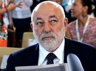 Виктор Вексельберг, сентябрь 2015 года