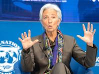 Кристин Лагард подала в отставку с поста главы МВФ. Она возглавит Европейский ЦБ