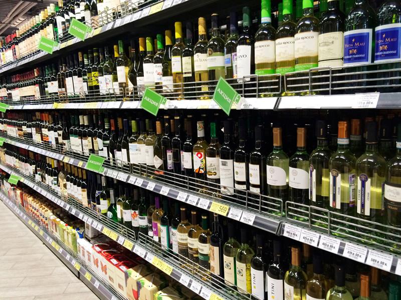 Молдавия за первую половину 2019 года на 42% увеличила экспорт вин в Россию