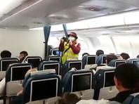 Обязательный санитарно-карантинный досмотр воздушных судов из Китая и Таиланда в аэропорту Внуково