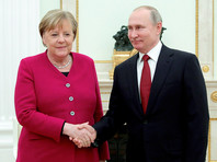 """Путин дал год на завершение строительства """"Северного потока - 2"""""""