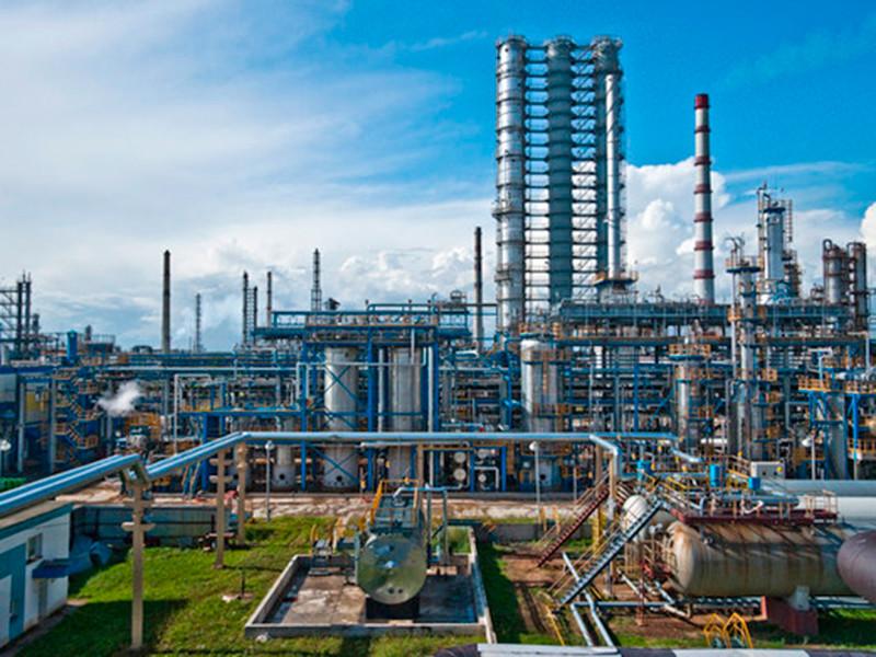 """Первая часть партии норвежской нефти - около 3,5 тыс. тонн - поступила на белорусский нефтеперерабатывающий завод """"Нафтан"""""""