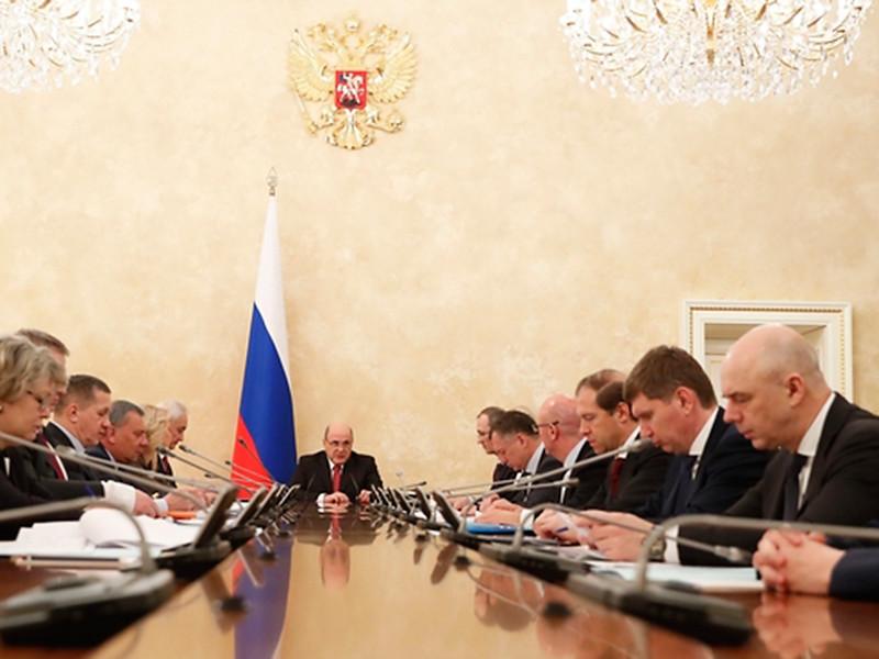 Правительство России подготовило антикризисный план поддержки экономики из-за коронавируса