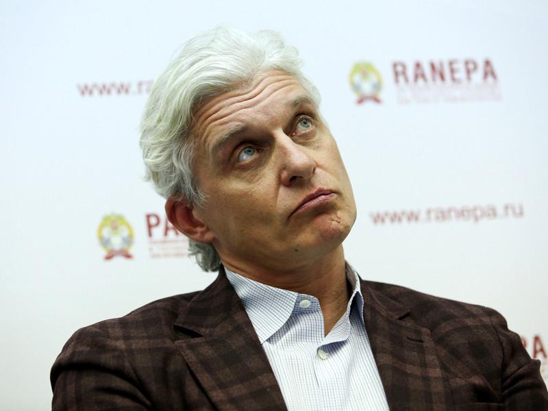 Бизнесмен Тиньков заявил, что болен острой формой лейкемии