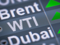 Стоимость июльского фьючерса на нефть марки Brent на лондонской бирже ICE выросла на 3,71%, до 34,08 доллара за баррель