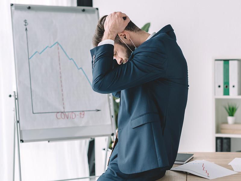 Оптимизм российского бизнеса упал до минимума за 11 лет