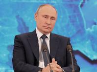 """Путин высказал надежду, что Байден даст достроить """"Северный поток - 2"""" и не будет давить на европейских партнеров"""