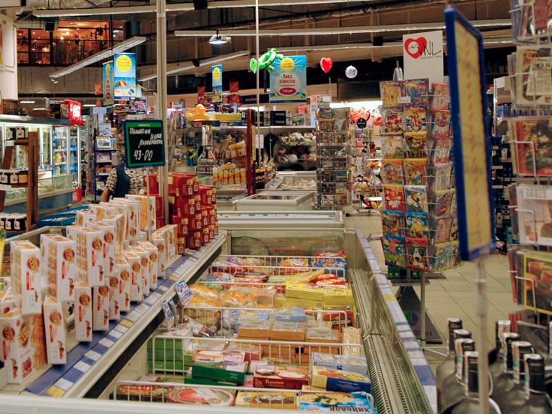 За год повседневные товары в РФ подорожали на 14%