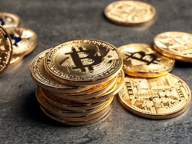 Стоимость биткоина после обновления исторического рекорда рухнула до 50 тысяч долларов