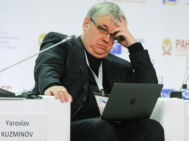 Ректор ВШЭ Ярослав Кузьминов предупредил об опасности резкого обеднения среднего класса в период пандемии