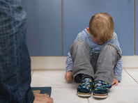 В Подмосковье из семьи многодетного полицейского изъят трехлетний ребенок со следами побоев и надорванным ухом