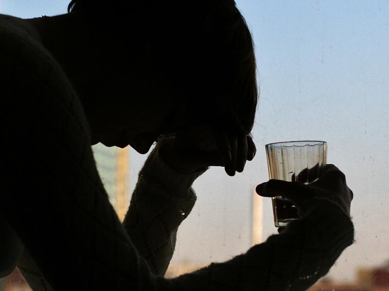В Забайкалье женщина на почве алкоголизма пыталась зарезать своего 7-летнего сына