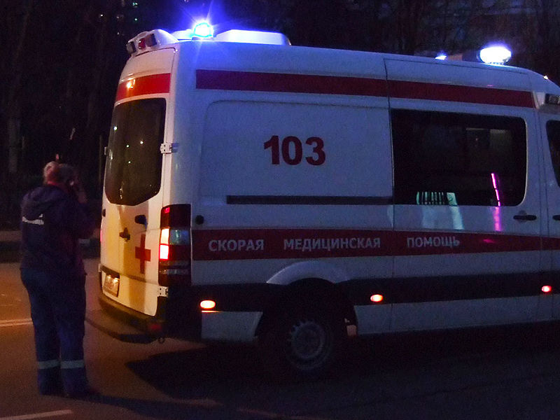 В Иркутске задержаны участники избиения врачей скорой помощи, не поделившей дорогу с двумя внедорожниками