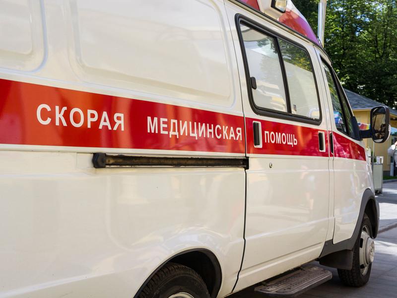 В Москве пьяные полицейские избили сотрудницу скорой помощи