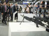 На выставке в Париже россиянин похитил две снайперские винтовки