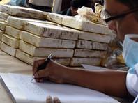 На Шри-Ланке изъята рекордная партия кокаина весом 91 килограмм