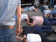В Самаре спецназ задержал 30 участников криминальной сходки, у которых изъято 10 единиц оружия