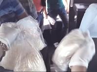 """У пассажира автобуса """"Воронеж - Астрахань"""" изъято 2 млн доз наркотика"""