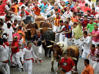 """""""Забег с быками и насильниками"""": на фестивале в испанской Памплоне совершено четыре изнасилования"""