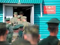 В России в 1,5 раза увеличилось число преступлений, совершаемых военными в алкогольном или наркотическом опьянении