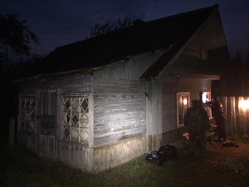 В Псковской области возбуждено уголовное дело по факту убийства четырех человек