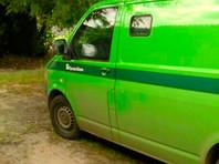 На Украине грабители угнали броневик инкассаторов и похитили до 4,6 млн гривен