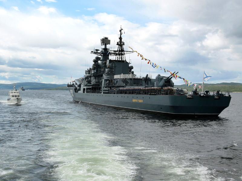 В Мурманске бизнесмен, похитивший 33 млн рублей на ремонте кораблей Северного флота, получил 2,5 года колонии