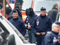 Во Франции освобождены заложники, захваченные в тюрьме заключенным с ножом