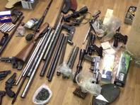 В Москве у ювелира, изготавливавшего в своей мастерской оружие, изъято 12 пистолетов, три винтовки и гранаты