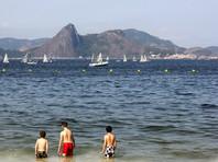 В Рио во время олимпийской регаты из воды выловили отрезанную ногу