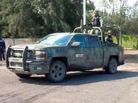 """Власти Мексики обвинили полицейских в массовой """"казни"""" 22 человек, расстрелянных на ранчо год назад"""
