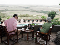 В Кении гид зарезал в отеле приехавшую на сафари китаянку, не поделив с ней обеденный столик