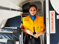 Мужчина, летевший в Магадан, из мести украл из самолета спасательный жилет