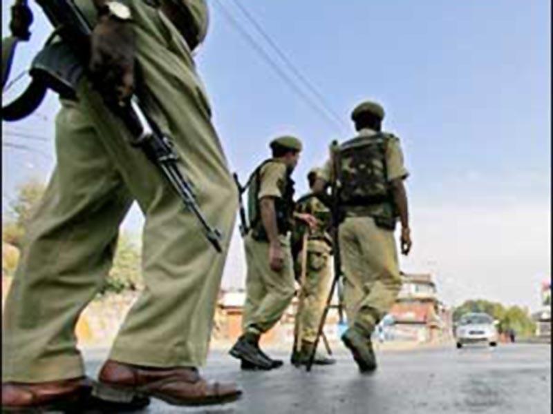 В Индии полицейскими застрелены 8 исламистов, сбежавших из тюрьмы после убийства охранника