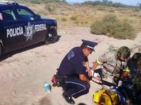 """В Мексике найдены живыми шесть человек с отрубленными руками и клеймами на лбу """"Я вор"""""""